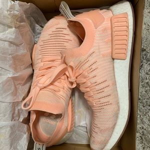 Adidas NMD Coral/Pink Woman's size 8
